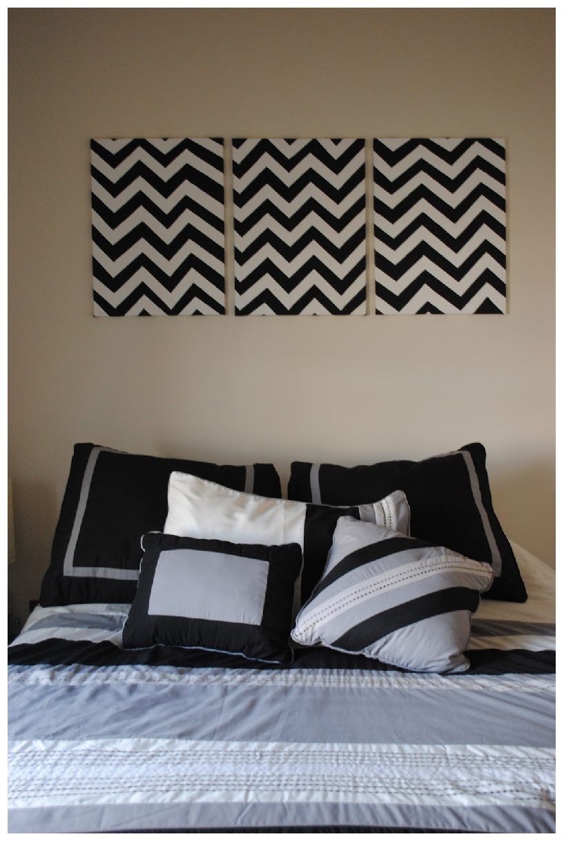 6 diy bedroom wall art ideas shopgirl - Diy wall decor for bedroom ...
