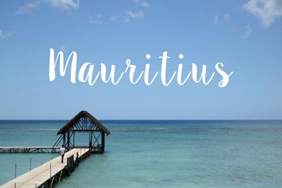 Mauritius jetty Le Meridien